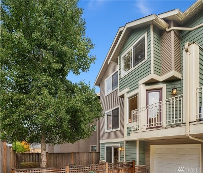 Seattle Single Family Home For Sale: 1104 N Allen Place