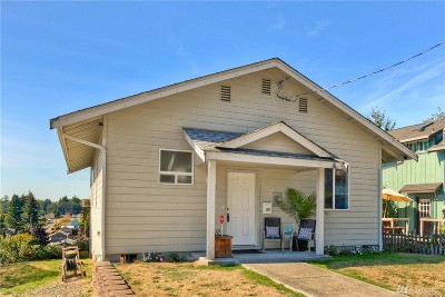 Tacoma Single Family Home For Sale: 5018 S Trafton St