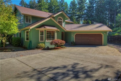 Lake Tapps Single Family Home For Sale: 5227 179th Av Ct E