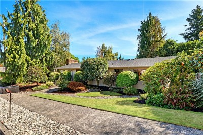 Seattle Single Family Home For Sale: 1203 NW 126th St