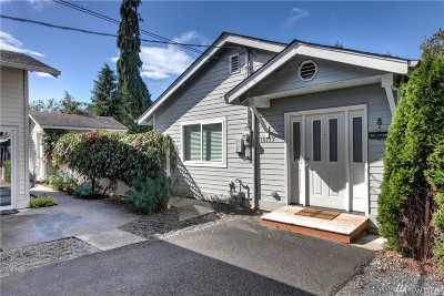 Seattle Single Family Home For Sale: 10717 Phinney Ave N