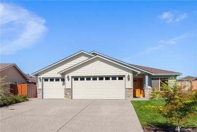 Snohomish Single Family Home For Sale: 4121 146th Place SE
