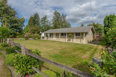 Nooksack Single Family Home Sold: 204 Jackson St
