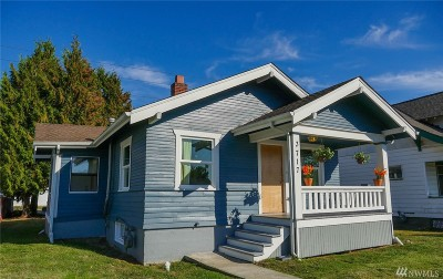 Tacoma Single Family Home For Sale: 3717 S Ainsworth Ave