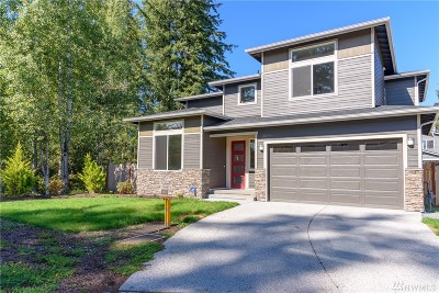 Mill Creek Single Family Home For Sale: 3519 150th St SE