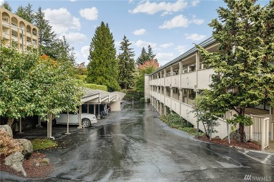 Mercer Island Condo/Townhouse For Sale: 2920 76th Ave SE #407