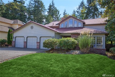 Bellevue Single Family Home For Sale: 14735 SE 66th St