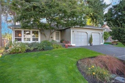 Renton Single Family Home For Sale: 14923 SE 183rd St
