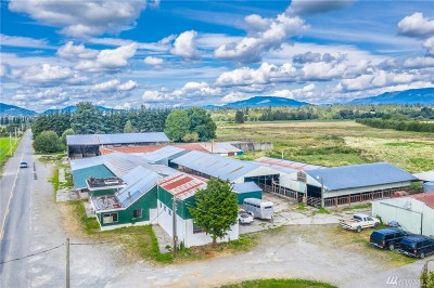 Skagit County Farm For Sale: 8855 Ershig Rd