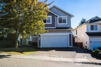 Auburn WA Single Family Home For Sale: $365,000