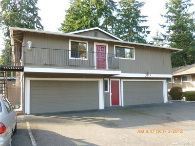 Federal Way Condo/Townhouse For Sale: 2117 SW 318th Place #D