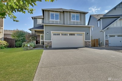 Puyallup Single Family Home For Sale: 11602 130th Street East