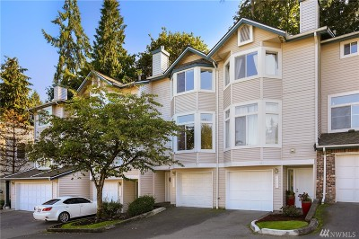 Issaquah Condo/Townhouse For Sale: 2125 NW Pacific Yew Place