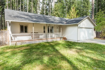 Thurston County Single Family Home For Sale: 17935 Mossywood Ct SE