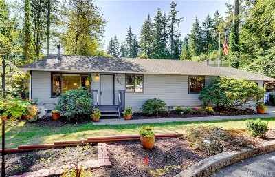 Shoreline Single Family Home For Sale: 1127 NE 197th Ct
