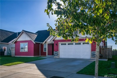 Lynden Single Family Home Sold: 2141 Fescue St