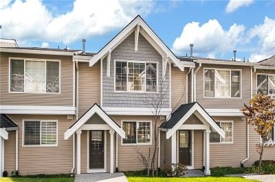 Issaquah Condo/Townhouse For Sale: 23120 SE Black Nugget Rd #A3
