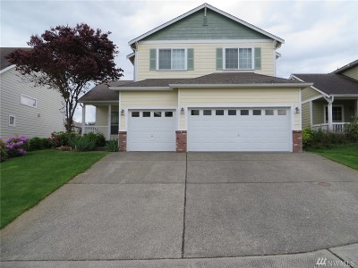 Puyallup Single Family Home For Sale: 11208 187th St E