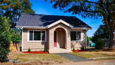 Shelton Single Family Home For Sale: 612 Ellinor Ave