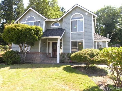 Pierce County Rental For Rent: 2855 Chambers Bay Dr