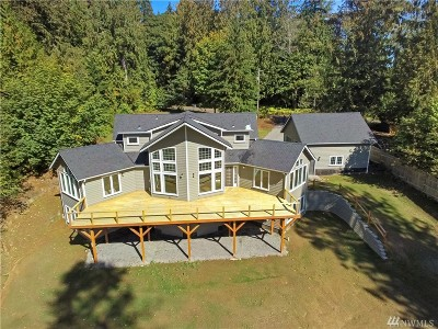 Shelton WA Single Family Home Contingent: $649,900