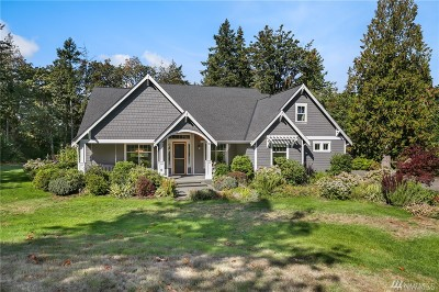 Gig Harbor Single Family Home For Sale: 15016 14th Ave NW