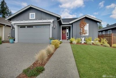 Bonney Lake WA Single Family Home For Sale: $459,500