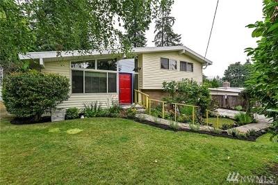 Edmonds Single Family Home For Sale: 8419 220th St SW