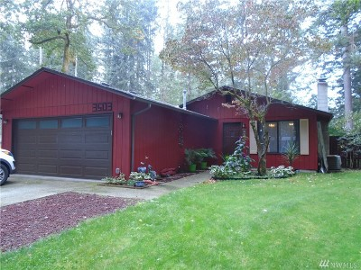 Lacey Single Family Home For Sale: 3503 Harvard Dr SE