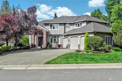 Sammamish Single Family Home For Sale: 26634 SE 18th St