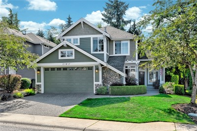 Sammamish Single Family Home For Sale: 23017 SE 27th Wy