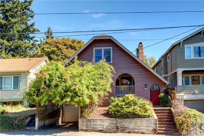 Seattle Single Family Home For Sale: 5748 25th Ave NE