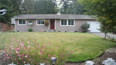 Bonney Lake WA Single Family Home For Sale: $279,950