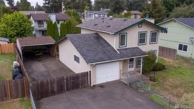 Spanaway Single Family Home For Sale: 17226 10 Av Ct E