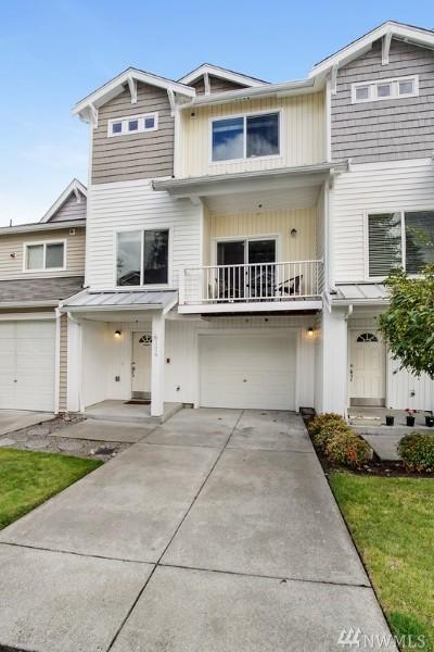 Pierce County Condo/Townhouse For Sale: 5303 Military Rd E #b #B