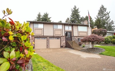 Tacoma Single Family Home For Sale: 1802 N Bristol