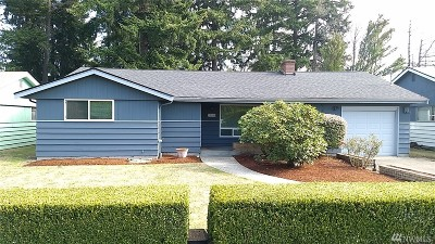 Burien Single Family Home For Sale: 14648 3rd Ave SW