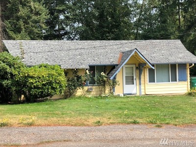 Lynnwood Single Family Home For Sale: 17827 40th Place W