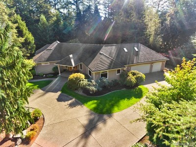 Gig Harbor Single Family Home For Sale: 7617 58th Ave. NW