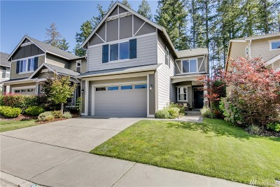 Gig Harbor Single Family Home For Sale: 11308 Borgen Loop NW