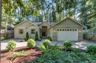 Maple Falls WA Single Family Home For Sale: $259,900