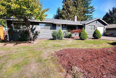 Renton Single Family Home For Sale: 11912 SE 168th St