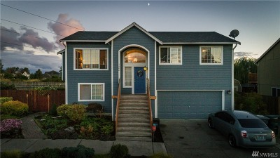 Puyallup Single Family Home For Sale: 7906 144th St Ct E
