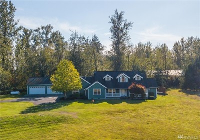 Whatcom County Single Family Home For Sale: 9641 Markworth Rd