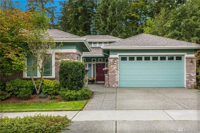 Redmond Single Family Home For Sale: 24582 NE Vine Maple Wy