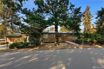 Shoreline Single Family Home For Sale: 15903 3rd Ave NE