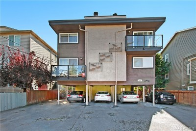 Condo/Townhouse For Sale: 1751 NW 58th St #1