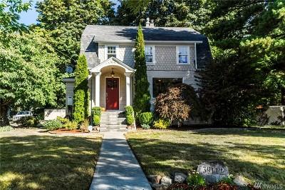Snoqualmie Single Family Home For Sale: 39112 SE Park St