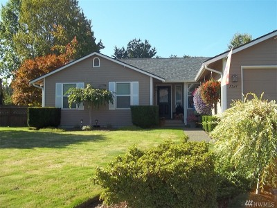 Marysville Single Family Home For Sale: 7514 72nd Dr NE