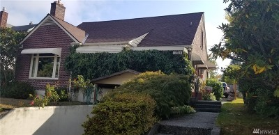 Tacoma Single Family Home For Sale: 1207 N Oakes St